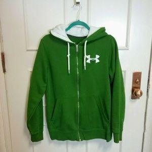 Under Armour UA Storm Zip Up Hooded Sweatshirt